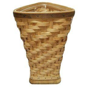 Longaberger Collectors Club Heartwood Basket Vase